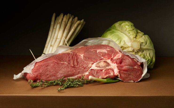 Мясо и Овощи